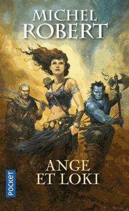 Couverture du livre : L'Agent des ombres, Tome 8 : Ange et Loki