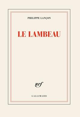 Couverture du livre : Le Lambeau