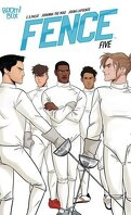 Fence (single issue), Volume 5