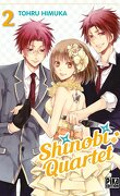 Shinobi Quartet, Tome 2