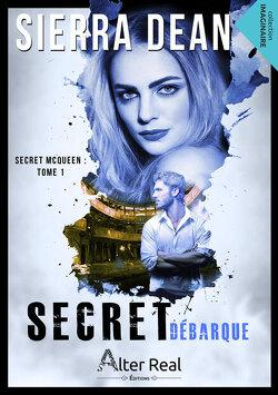 Couverture de Secret McQueen, Tome 1 : Secret débarque