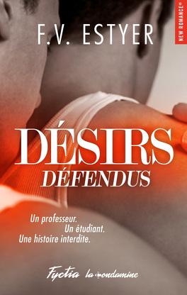 Couverture du livre : Désirs défendus