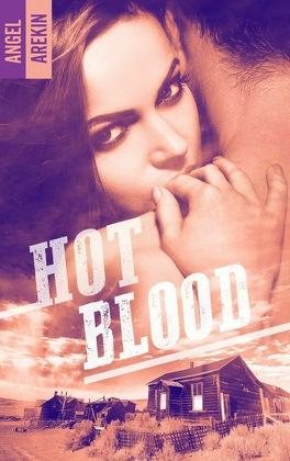 Couverture du livre : Hot Blood