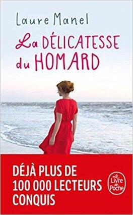 Couverture du livre : La Délicatesse du homard