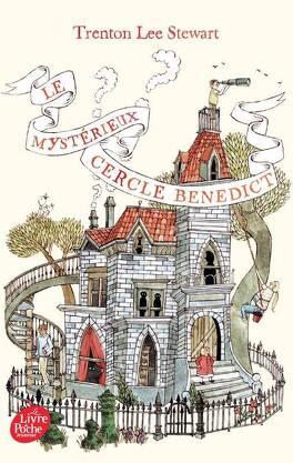 Couverture du livre : Le Mystérieux Cercle Benedict