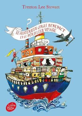 Couverture du livre : Le Mystérieux Cercle Benedict et le périlleux voyage
