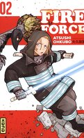 Fire Force, Tome 2