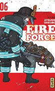 Fire Force, Tome 6