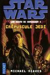 couverture Star Wars - Les Nuits de Coruscant, tome 1 : Crépuscule Jedi