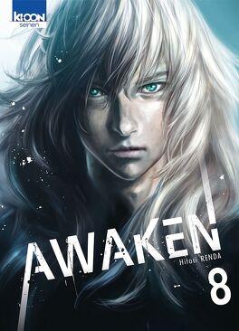 Couverture du livre : Awaken , Tome 8