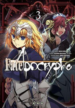 Couverture du livre : Fate/Apocrypha, Tome 3