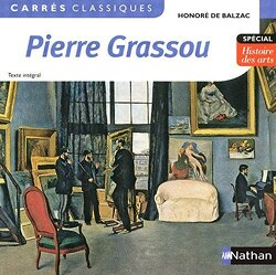 Couverture de Pierre Grassou
