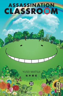 Couverture du livre : Assassination Classroom, Tome 20