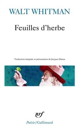 Couverture du livre : Feuilles d'herbe