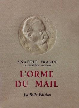 Couverture du livre : L'Orme du mail
