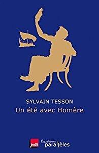 Couverture du livre : Un été avec Homère