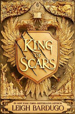 Couverture du livre : King of Scars