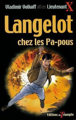 Couverture du livre : Langelot, tome 12 : Langelot chez les Pa-Pous