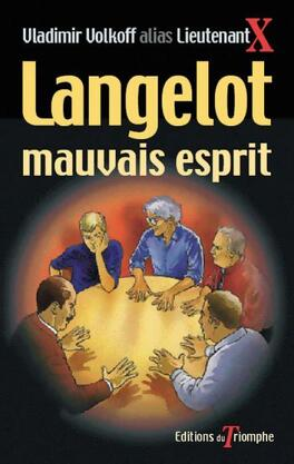 Couverture du livre : Langelot, tome 34 : Langelot mauvais esprit