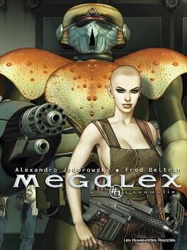 Couverture du livre : Megalex, Tome 1 : L'Anomalie