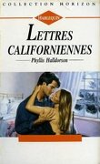 Copper Canyon, Tome 1 : Lettres californiennes
