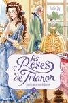 couverture Les Roses de Trianon, tome 2 : Roselys au service de la reine