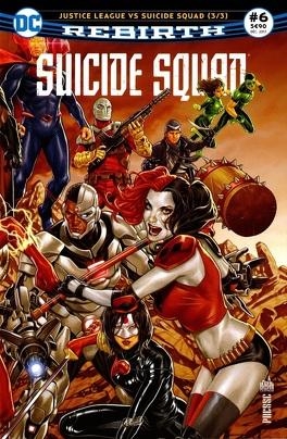 Couverture du livre : Suicide Squad Rebirth #6