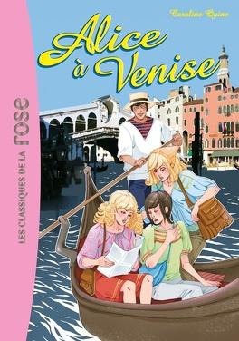 Couverture du livre : Alice à Venise