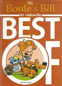 Couverture du livre : Boule & Bill, Best of 3 : En vadrouille