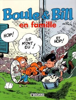 Couverture du livre : Boule et Bill, HS3 : Boule et Bill en famille