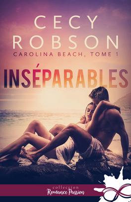 Couverture du livre : Carolina Beach, Tome 1 : Inséparables