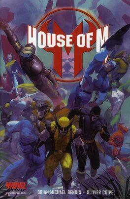 Couverture du livre : House of M