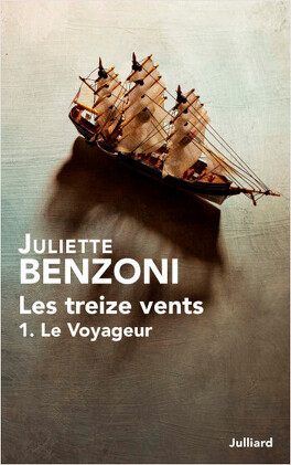 Couverture du livre : Les Treize Vents, tome 1 : Le Voyageur