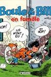 couverture Boule et Bill, HS3 : Boule et Bill en famille