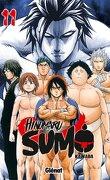 Hinomaru Sumo, Tome 11