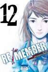 couverture Re/Member, tome 12