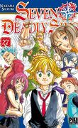 Seven Deadly Sins, Tome 27