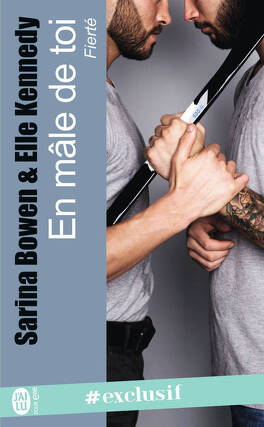 Couverture du livre : Fierté, Tome 1 : En mâle de toi