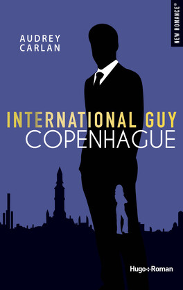 Couverture du livre : International Guy, Tome 3 : Copenhague