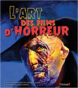 Couverture de L'Art des films d'horreur