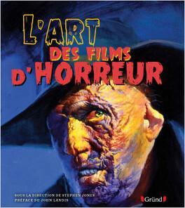Couverture du livre : L'Art des films d'horreur