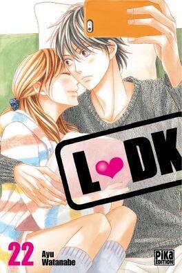 Couverture du livre : L-DK, tome 22