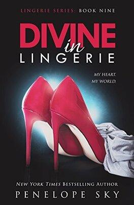 Couverture du livre : Lingerie, Tome 9 : Divine in Lingerie
