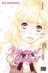 Kiss me at Midnight, Tome 1
