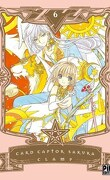 Card Captor Sakura, Volume 6 (Édition Nakayoshi 60th Anniversary)