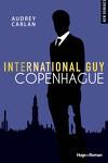 couverture International Guy, Tome 3 : Copenhague