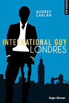 couverture International Guy, Tome 7 : Londres