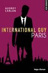 couverture International Guy, Tome 1 : Paris