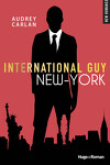 couverture International Guy, Tome 2 : New York