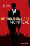 couverture International Guy, Tome 6 : Montréal